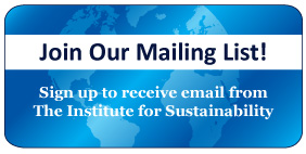 Join Our Mailing List - The Institute for Sustainability